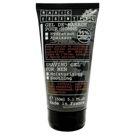 SHAVING GEL -  150ML (ГЕЛЬ ДЛЯ БРИТЬЯ-150МЛ)
